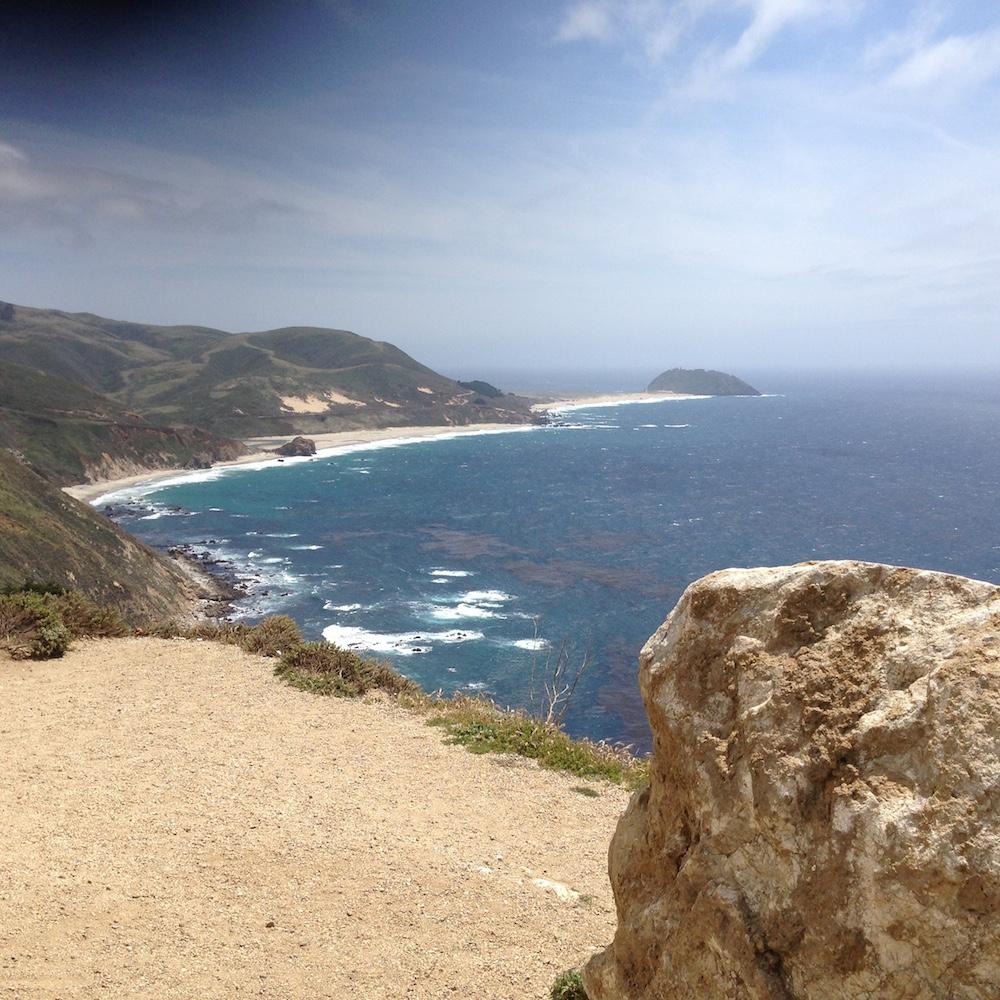 Vista near Carmel.