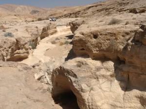 Above Wadi Hatzera.