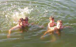 Ehud and Sean, Nimrod and Jonathon.