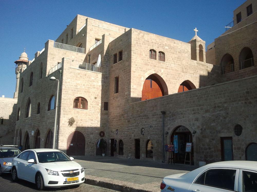 Jaffa Promenade