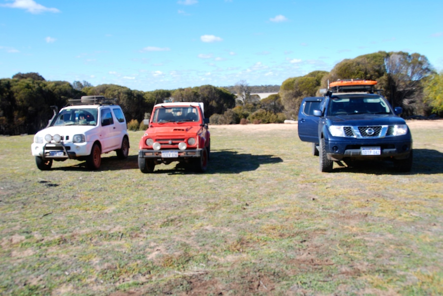 Jimny, Maruti and Navara.