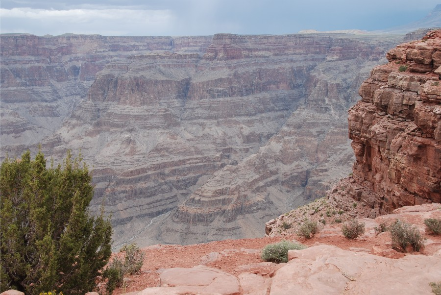 The processes that formed the canyon are in dispute.