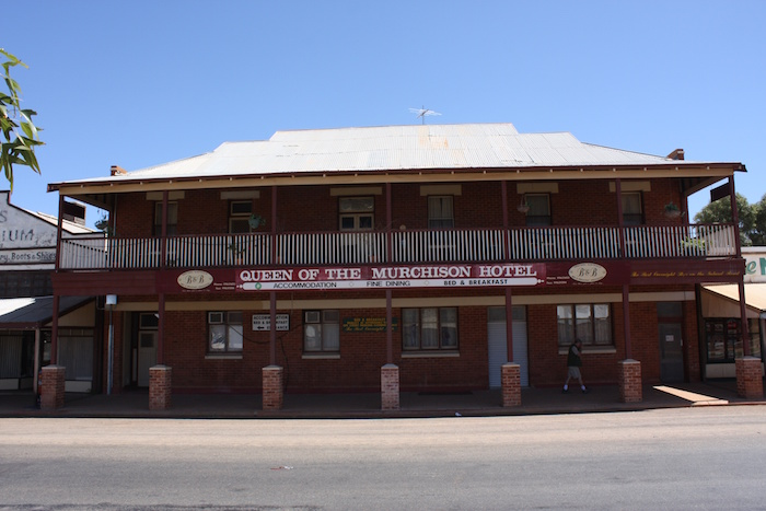 Queen of the Murchison Hotel.