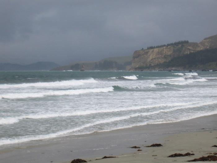 Karitane Beach