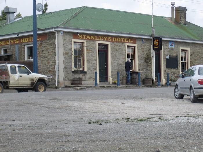 Stanley Hotel, Macraes Flat.