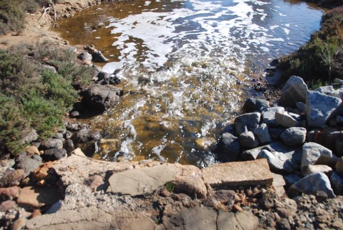 Kweeda causeway