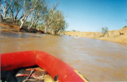 Upper Murchison River.