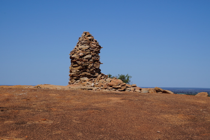 Cairn at Beringbooding