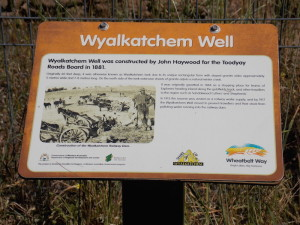 Wyalkatchem plaque