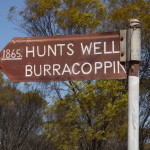 Burracoppin-Well-Sign