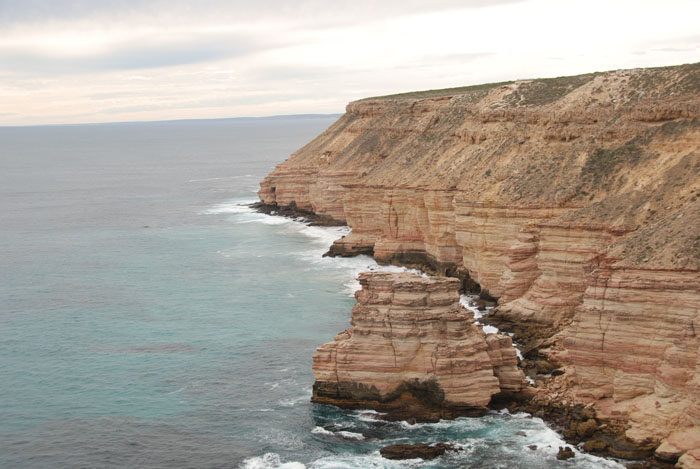 Island Rock, Kalbarri National Park.