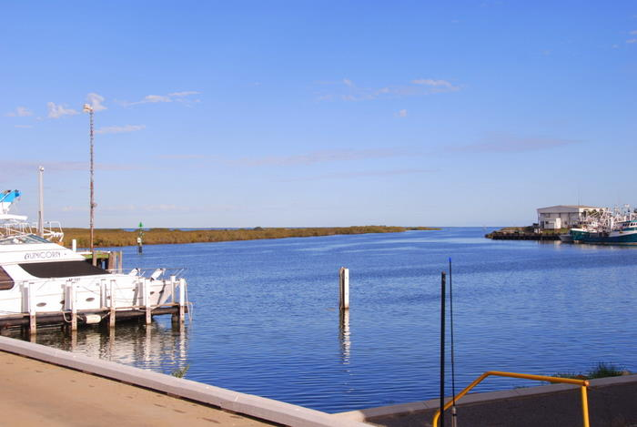 Carnarvon Harbour.