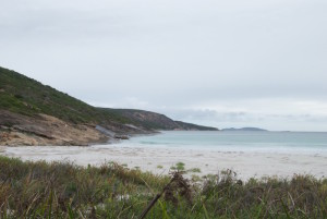 Hellfire Bay beach