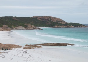 Eastern End of Lucky Bay