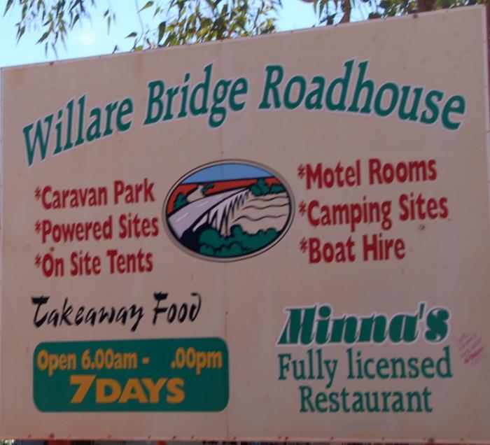 Willare Bridge Roadhouse