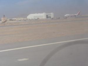 Airside at KAF.
