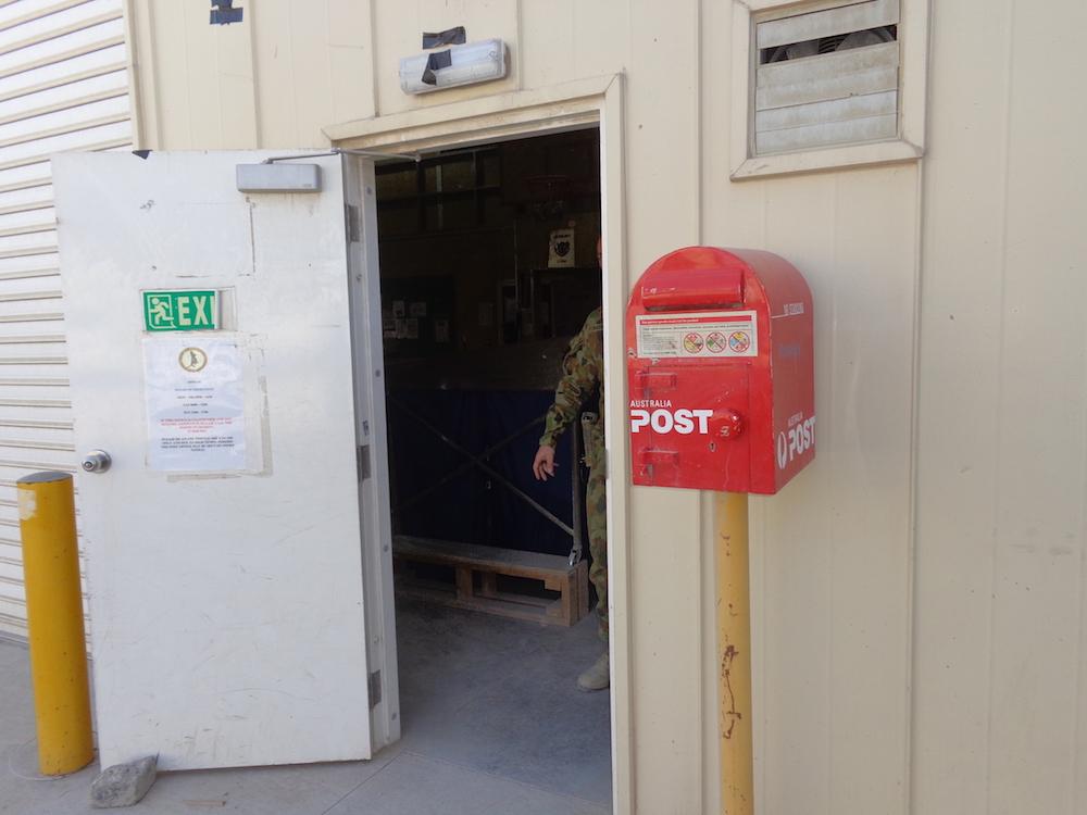 Camp Baker Post Office