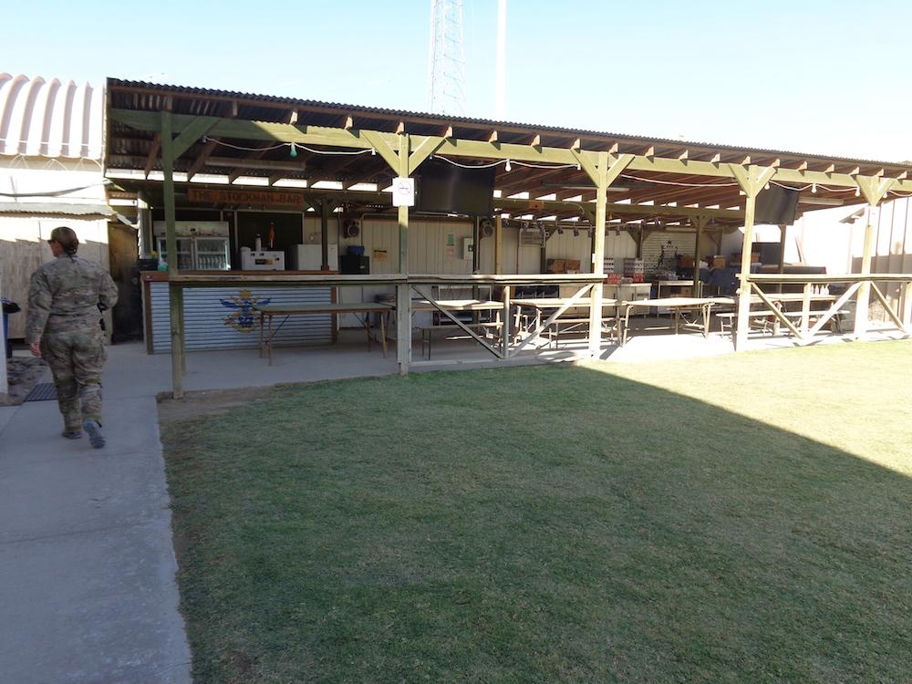 Recreation area.