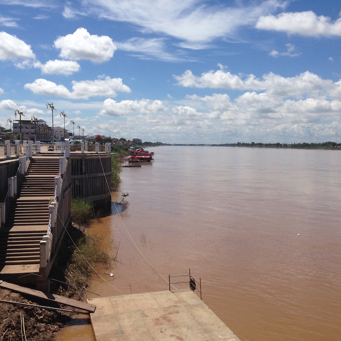 Mekong River, Nong Khai