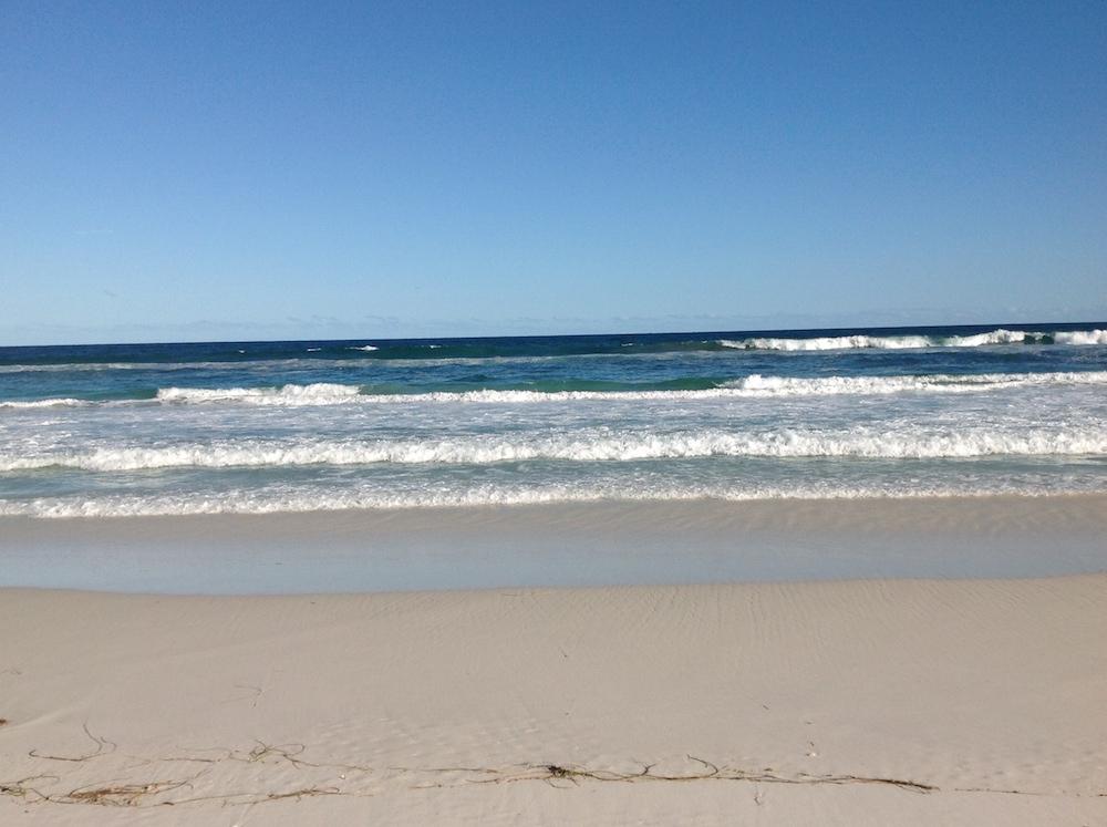 Bilbunya Beach