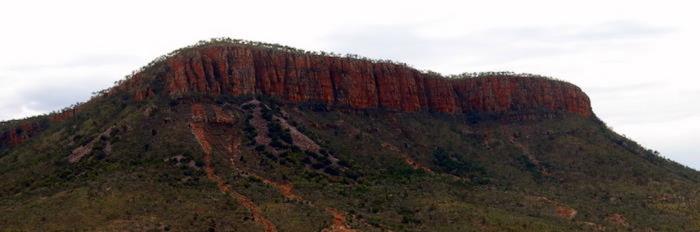 Cockburn Range