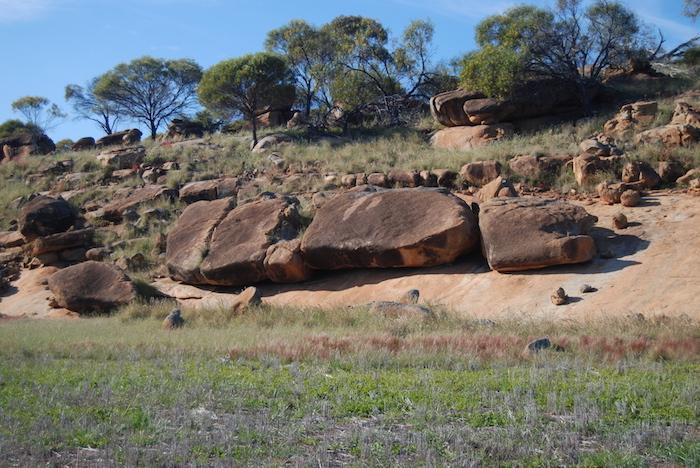 Metchering Rock