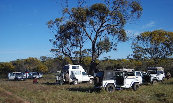Just before departure from Mindebooka Sunday morning.