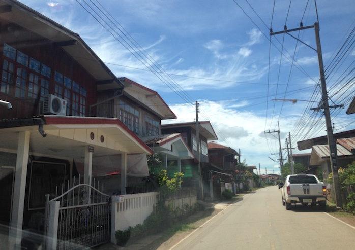 The country town of Tha Li.
