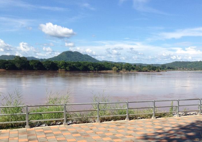 Mekong River at Pak Chom