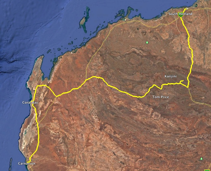 nanutarra roadhouse western australia