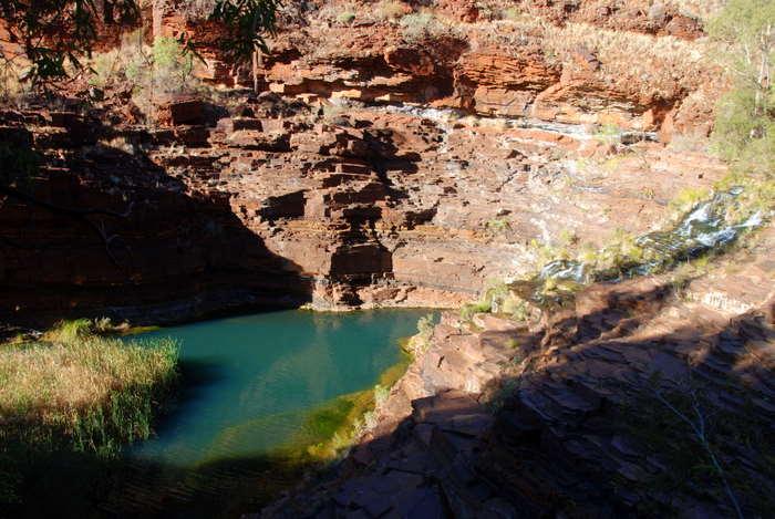 In Dales Gorge
