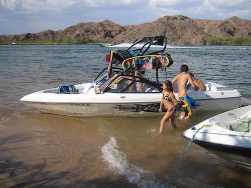 'Guard' boat