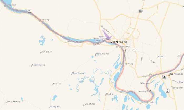 Nong Khai to Songkham