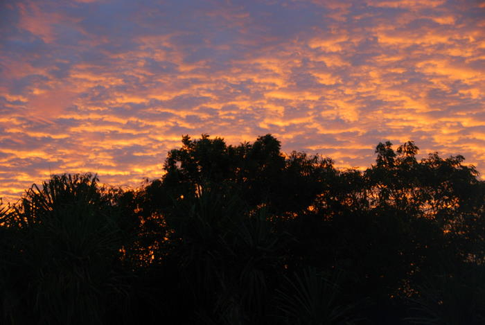 Kununurra sunset