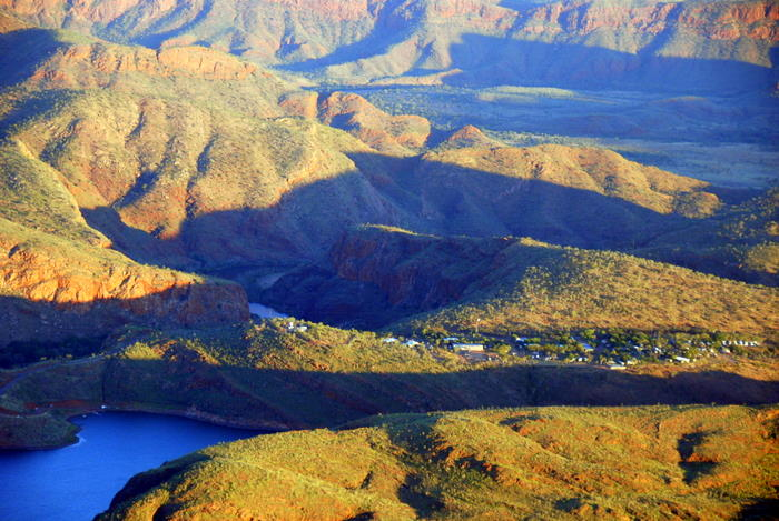 Lake Argyle Village