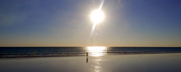 Late afternoon, Cable Beach.