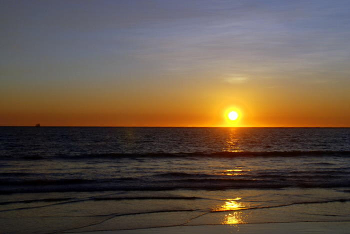 Cable Beach sunset.