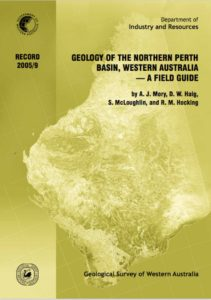 Geology of the Northern Perth Basin