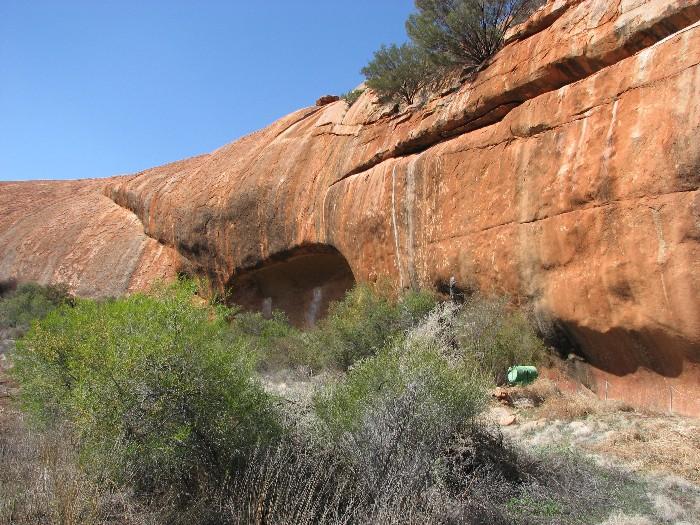 Walga Rock