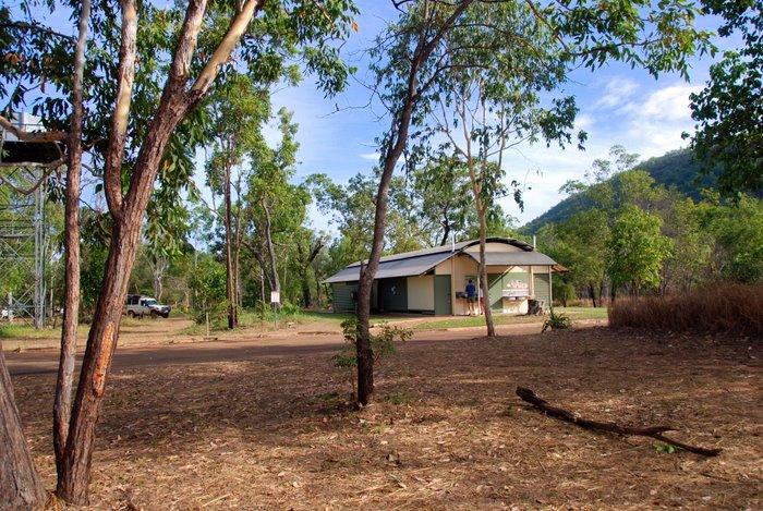 Gunlom Camping Area