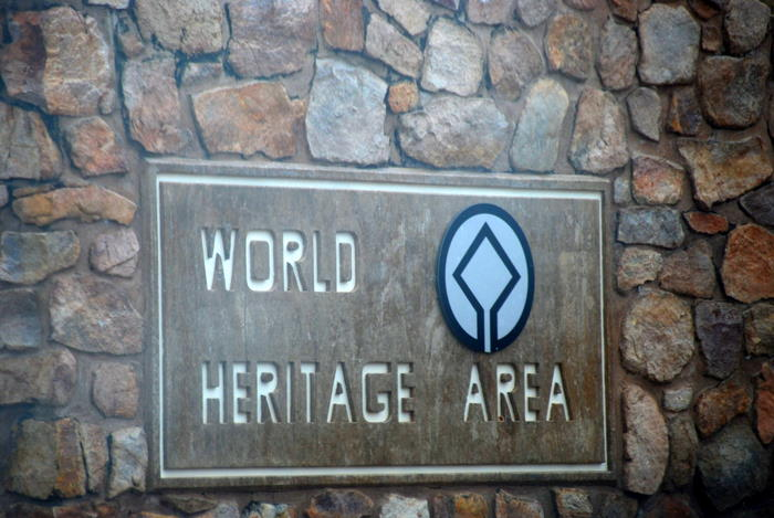 World Heritage Area