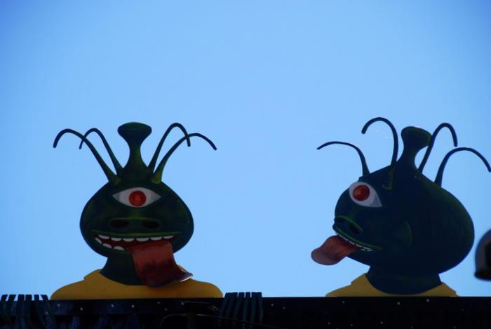 More aliens.