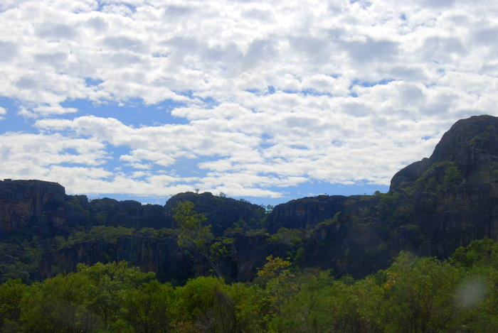 View from Ubirr.