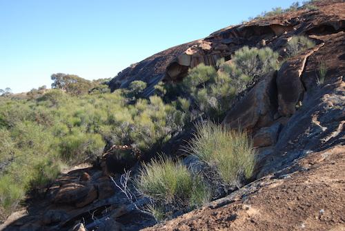Baladgie Rock