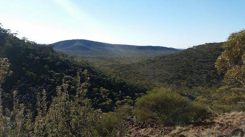 View at Bungalbin.