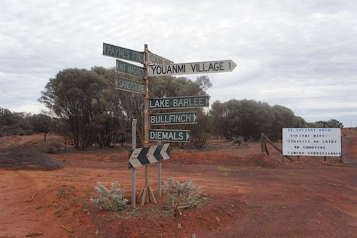 Youanmi signpost