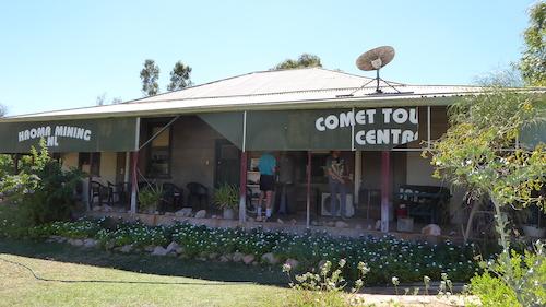 Comet Mine Museum