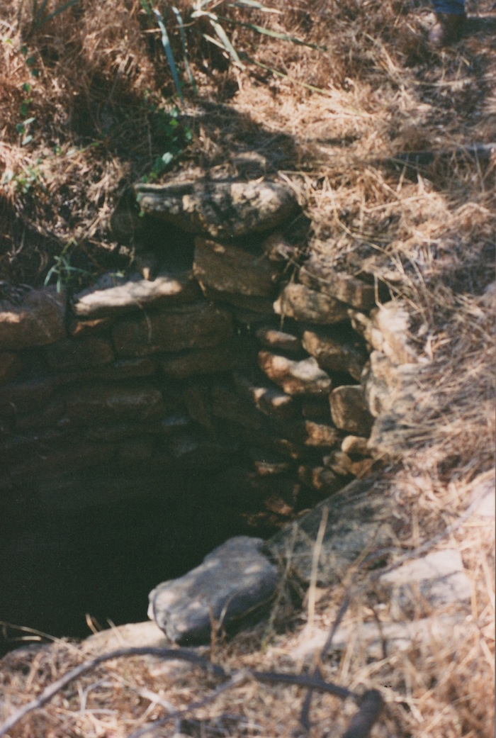 Burracoppin Well December 1995.