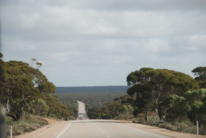 Eyre Highway, South Australia.