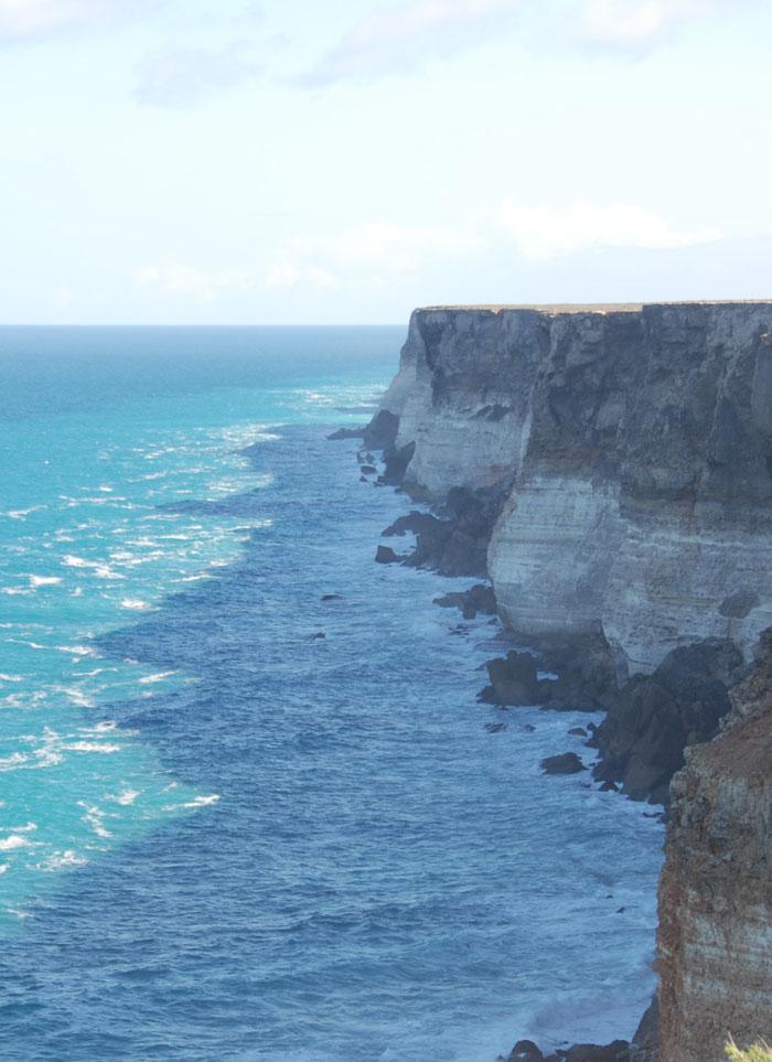 Bunda Cliffs, South Australia.